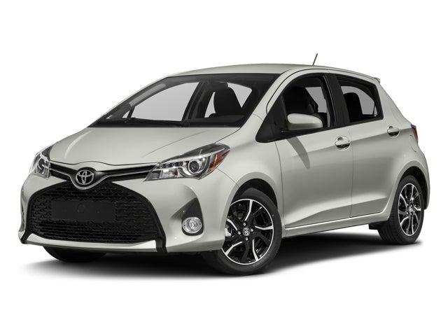 2017 Toyota Yaris 5dr Se In Eureka Ca Mid City