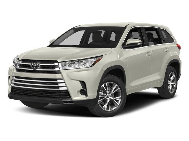 New Toyota Dealer Edmond >> 2018 Highlander Le | Auxdelicesdirene.com